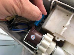 repair mesin basuh rosak