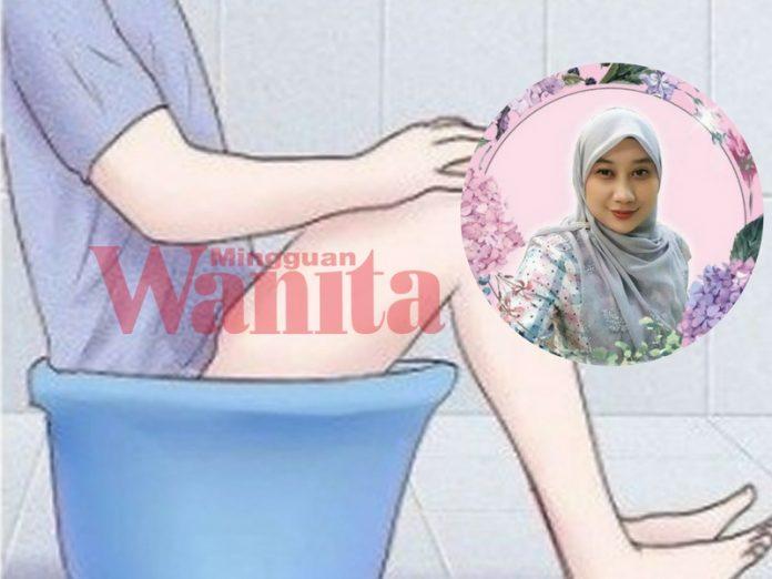 sitz bath