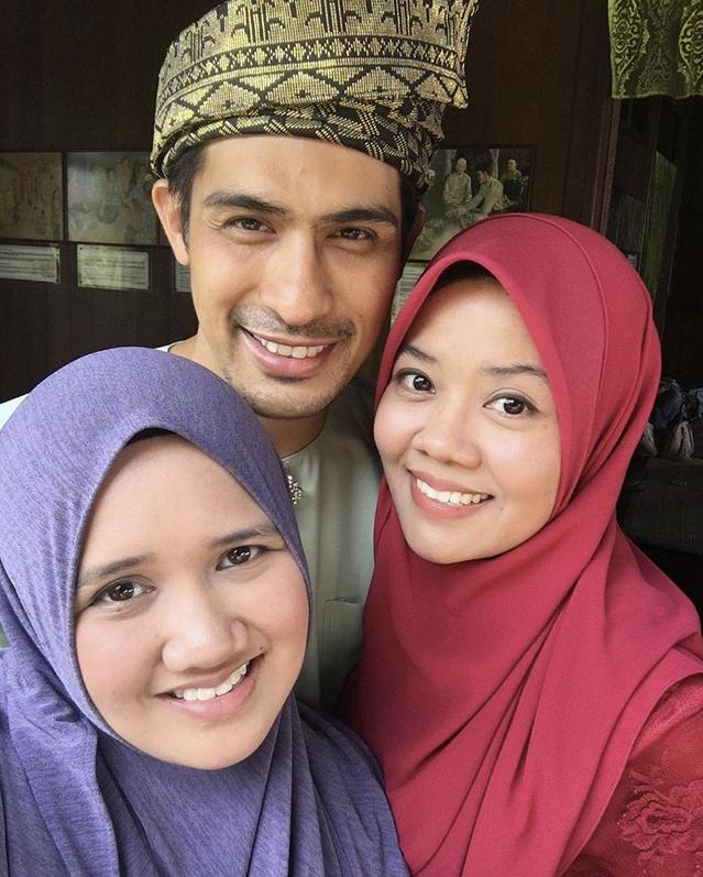 """Sweet Je Doa Ashraf Muslim Buat Isteri Isteri, """"Wanita Luar Biasa Penguat Ku Dalam Susah Dan Senang"""""""