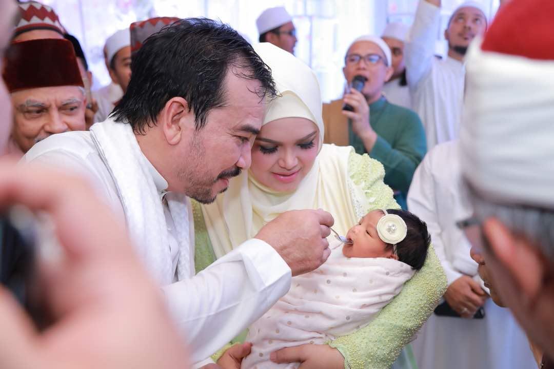 Yang Baik Baik Buat Siti Aafiyah, Inilah Doa Siti Nurhaliza