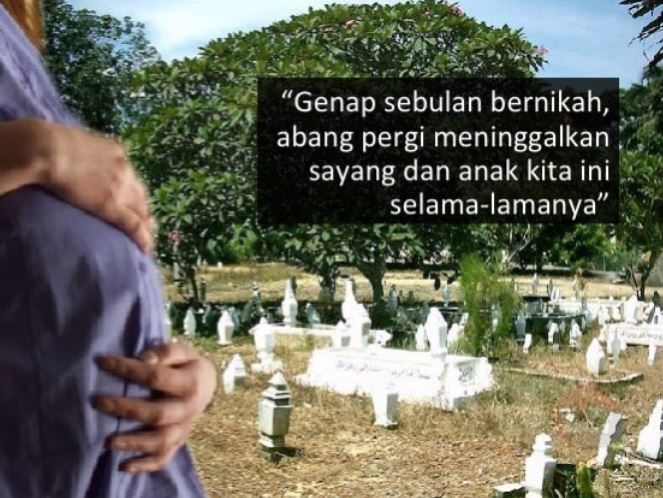 kematian suami