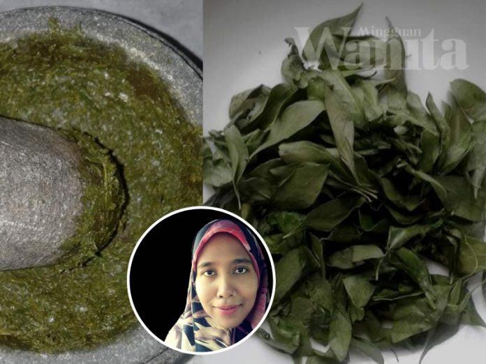 Cuma 2 Minggu Makan Jamu Daun Inai, Wajah Ibu BERPANTANG 'Pinkish' Berseri