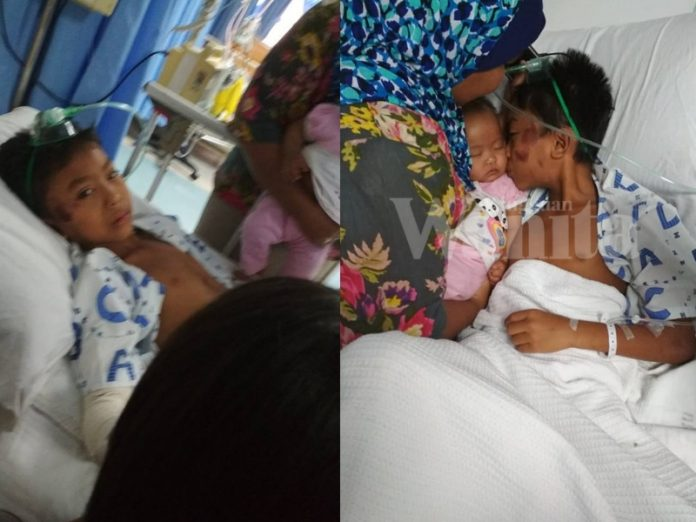 'Kulit Tersiat, 4 Tulang Rusuk Patah' Sebak! Anak Sulung Ini Mangsa Langgar Lari