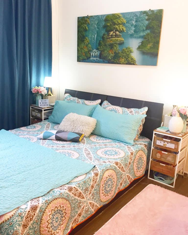 Deco Bilik Tidur Kecil Tanpa Katil Deco Desain Rumah