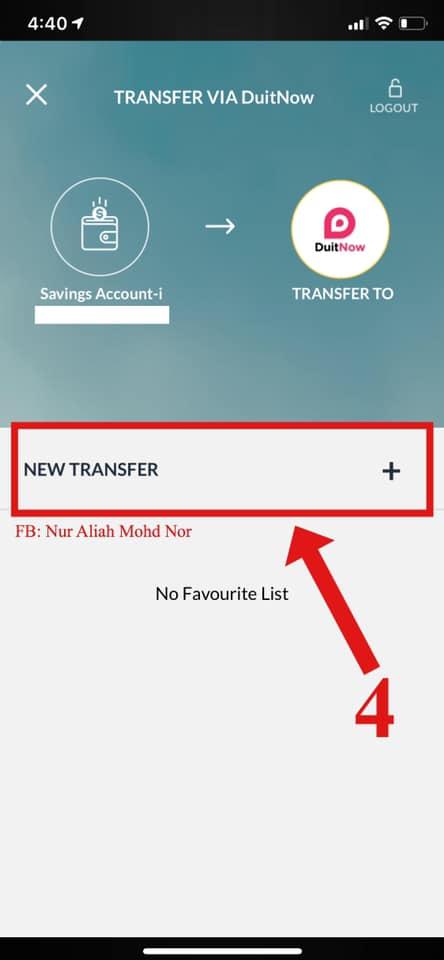 Senangnya Nak Transfer Duit Secara Percuma, Tak Ada Nombor Akaun Pun Lepas
