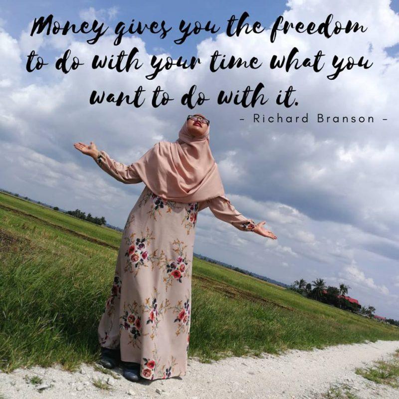 Wanita Ini Dapat Langsai 3 Hutang Belajar, Walau Gaji Tak Sampai RM1500