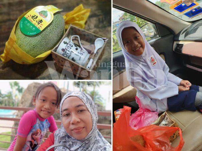 Diam Diam Anak Bongsu Ini 'Surprise'kan Ibunya, Guna Duit Tabung Yang Cuma RM34