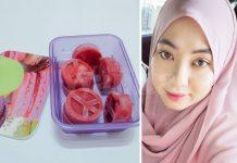Strawberi Bila Campur Madu, Berkesan Sungguh Matikan Jerawat