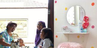 Vanity Anak Dara, Maknya Buat Guna Bahan Mudah Jumpa, Murah Dan Jimat Ruang