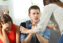 suami terlanjur dengan wanita lain