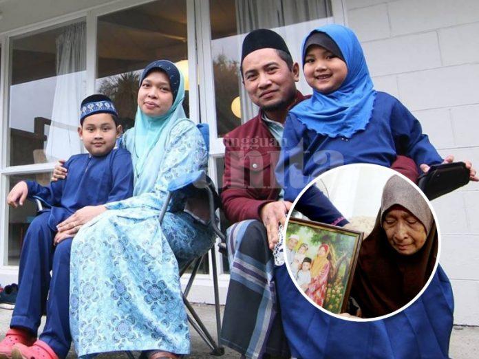 Debar Isteri Berakhir, Rahimi Selamat Dibedah Pada Rusuk Terkena Tembakan Rambang Di Chistchurch