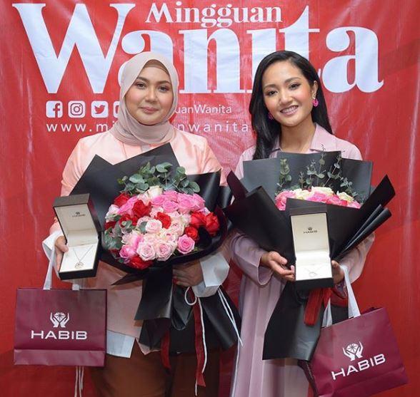Syakirin & Kamalia Wajah Baru Hos Mingguan Wanita, Dapat
