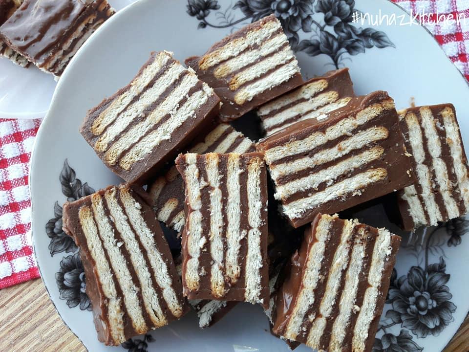 Resepi Kek Batik Guna Minyak Masak - copd blog t
