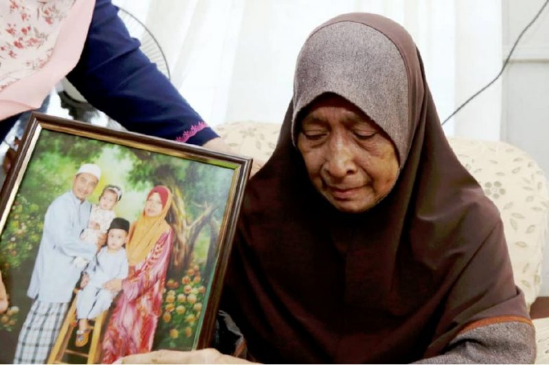 Debar Isteri Berakhir, Suami Selamat Dibedah Pada Rusuk Terkena Tembakan Rambang Di Chistchurch