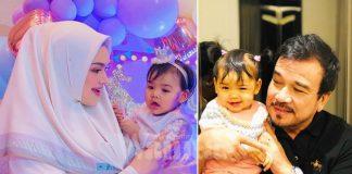 Ini Doa Siti Nurhaliza Buat 'Aafiyah Anak Ibu' Yang Genap Setahun