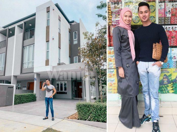 Alha Alfa 'Aim' Tiru Ayah Ada 3 Rumah, Pencen Nanti Tak Minta Duit Anak