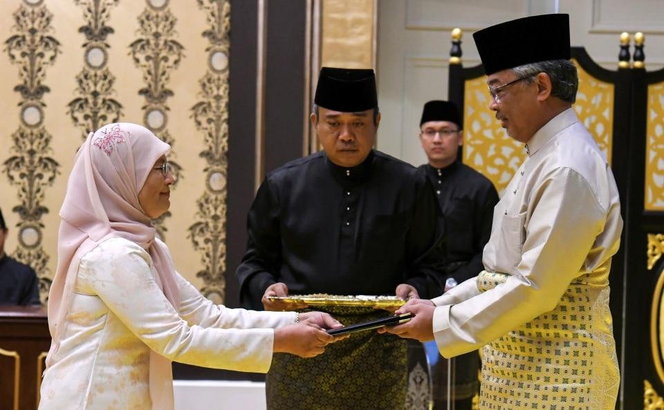 Hebatnya Tengku Maimun, Ketua Hakim Negara Wanita Pertama Cipta Sejarah Tersendiri