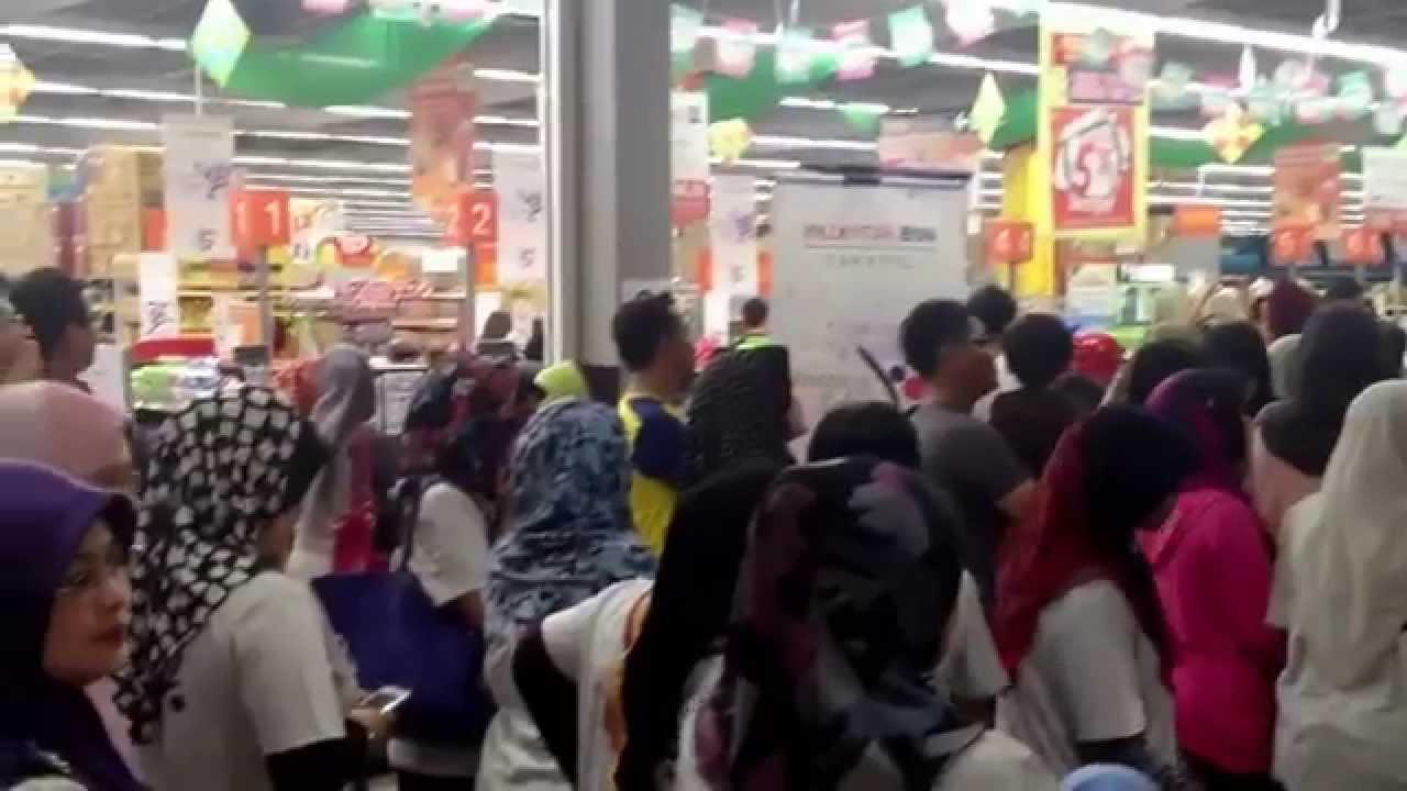 Tak Perlu Berhabis Belanja, Sengkek Lepas Raya Tu Lebih Menyakitkan