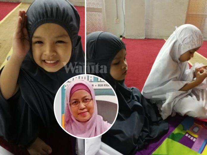 Tak Perlu Herdik, Ada Cara Macamana Bagi Anak 'Behave' Dalam Masjid