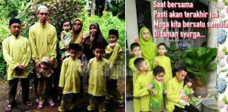 Rahsia 7 Anak Dengar Kata, Lepas Wuduk Sapu Lebihan Air Di Wajah Anak