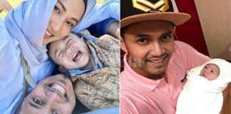 Rezeki Ramadan, Hanis Zalikha Selamat Lahirkan Bayi Perempuan, Alisa Aisyah