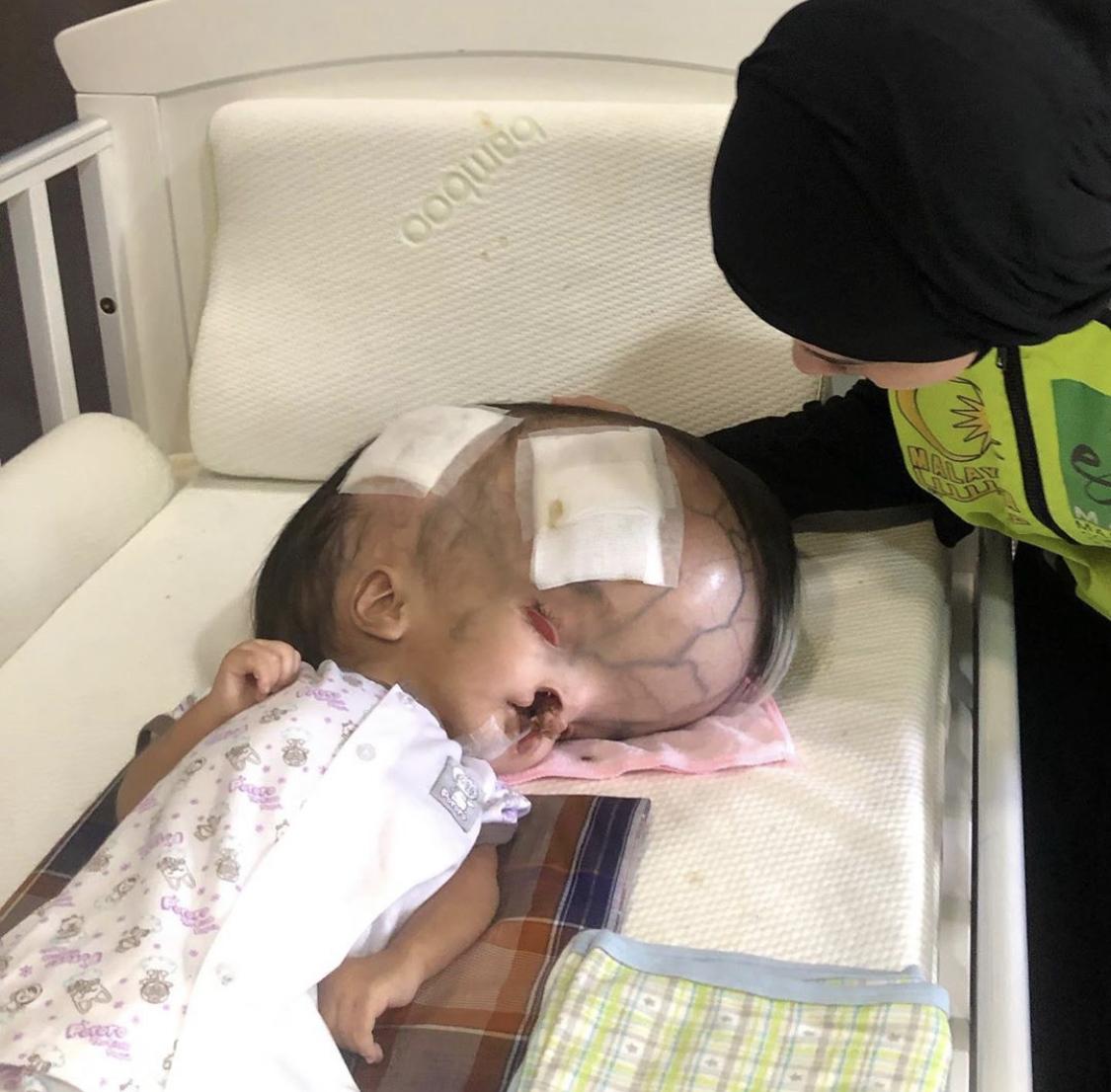 Heliza Helmi Mohon Doakan Syifa, Moga Ada Keajaiban Rawatan Dari Doktor Pakar
