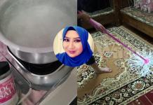 mop karpet