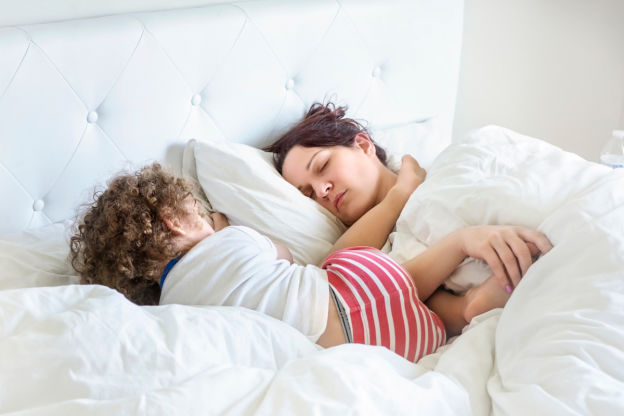 Anak Bukan Alasan Suami Isteri Tidur Asing, Bila Terbiasa Jadi Derita