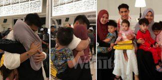 Doa Ashraf Muslim Sebelum Tinggalkan Dua Isteri Dan Anak-anak, Ke Makkah