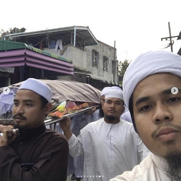 Ribuan Iringi 'Perjalanan Akhir' Guru, Yang Mewaqafkan Hidupnya Mengajar Al-Quran