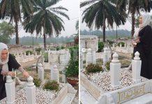 'Tunggu Mama Di Syurga Tertinggi Ya Sayang…' Doa DSV Selalu Aminkan