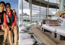 Lama Menanti, Akhirnya Chong Wei Bawa Isteri Bulan Madu Di Maldives