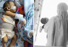 Ayah Jadi Penderma Hati Anak, Kos Pembedahan Saja RM120,000, Sumbanglah Seikhlasnya